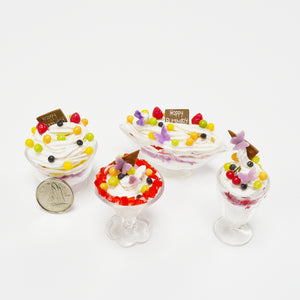 Ice Cream Sundae Workshop