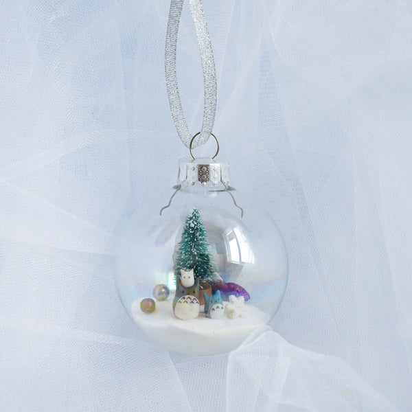 Made-to-Order Large Glass Ornament