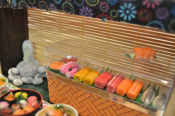 Sushi Restaurant Workshop