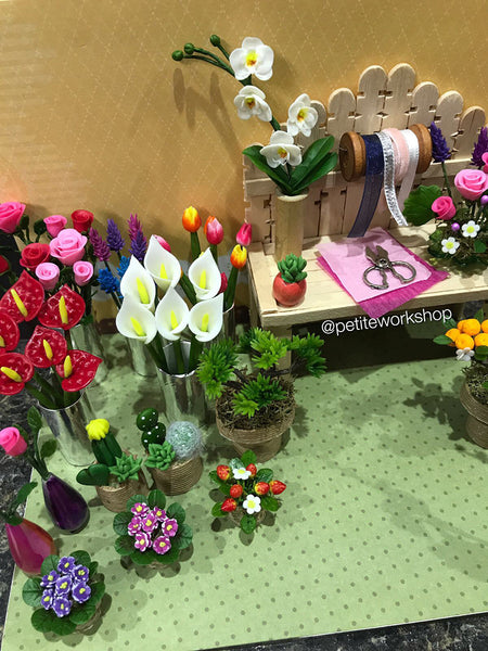 Flower Store Workshop (full day only)