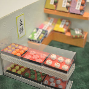 Japanese Sweets Store Workshop