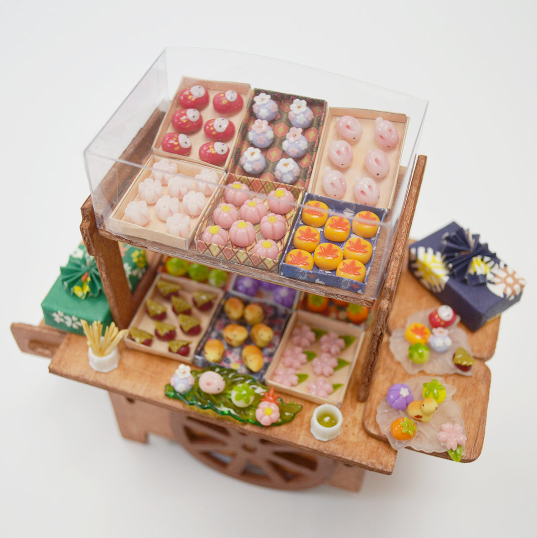 Japanese Sweets Cart Workshop