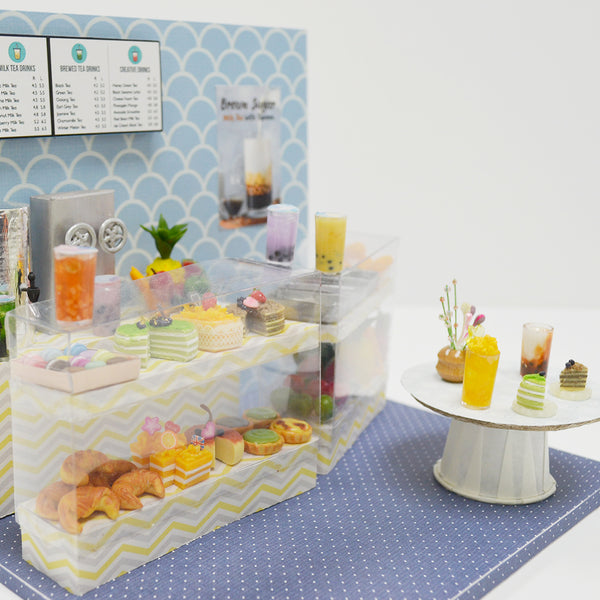 Bubble Tea Store Workshop