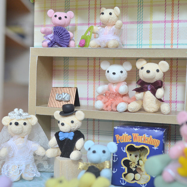 Teddy Bear Workshop