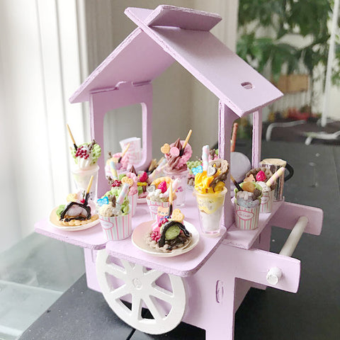 Egg Waffle Cart Workshop