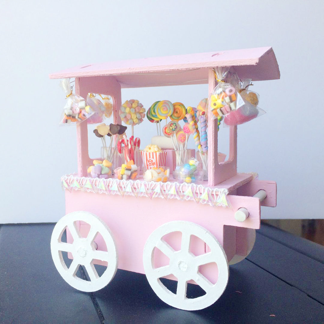 Candy Cart Workshop