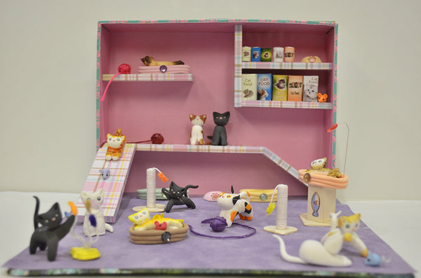 Cat Store Workshop