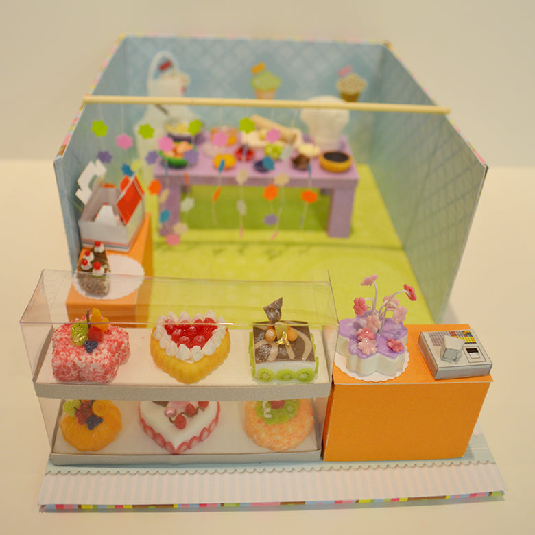 Cake Store Workshop