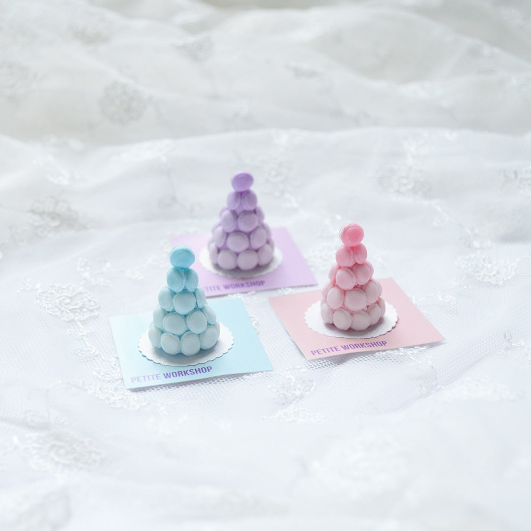 Macaron Tower Workshop