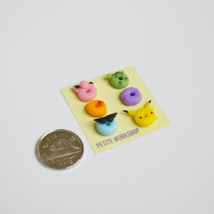 Pokemon Donuts Set Workshop