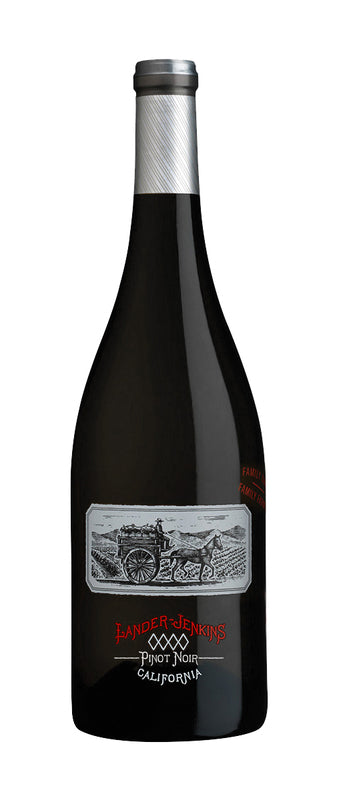 Pinot Noir, Lander Jenkins - Rutherford Wine Co.