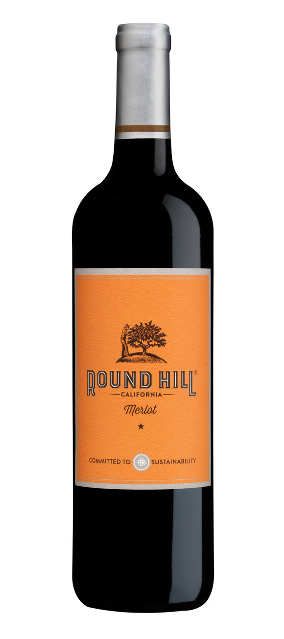 Roundhill Merlot - Rutherford Wine Co.