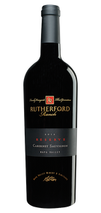 Rutherford Ranch  Cabernet Reserve - Rutherford Wine Co.