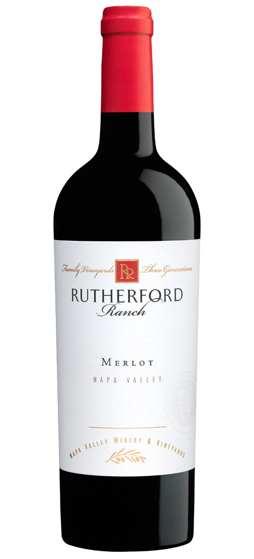 Rutherford Ranch Napa Merlot - Rutherford Wine Co.