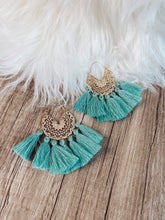 Load image into Gallery viewer, Boho Fringe Earrings