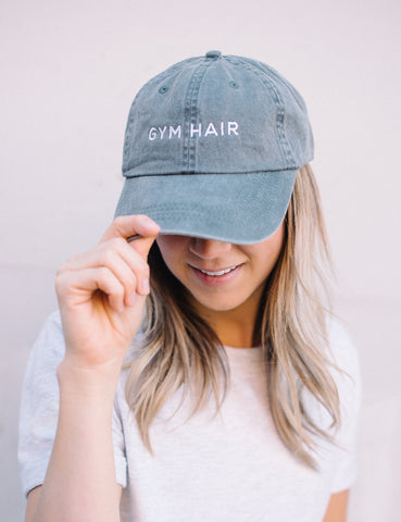 Gym Hair Hat