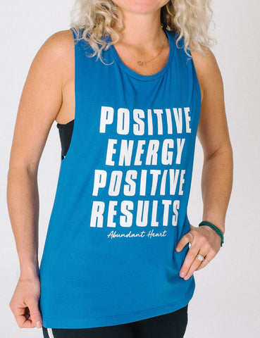 Positive Energy Muscle Tank