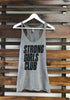 Strong Girls Club Tri-blend Tank