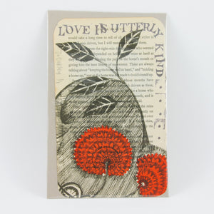 Jo Oakley Love is Utterly Kind Print
