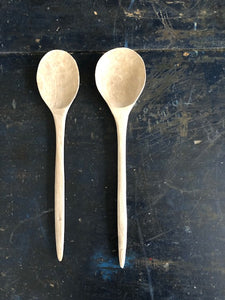 Walnut wood spoon