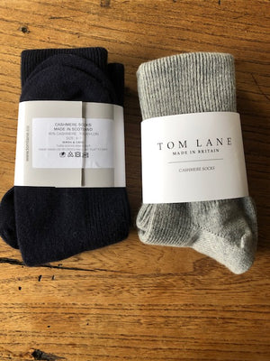 Tom Lane Cashmere Socks