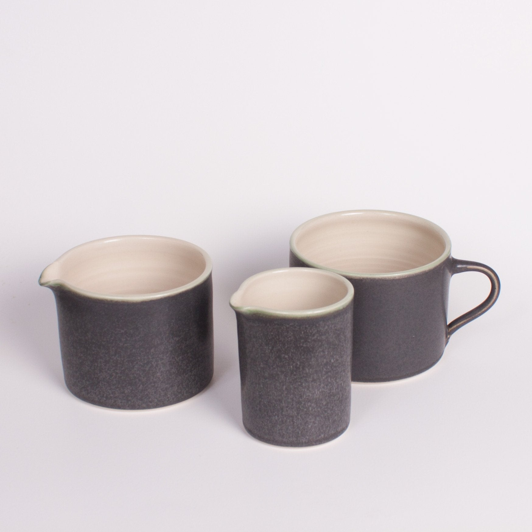 Charcoal Tea/Coffee Set