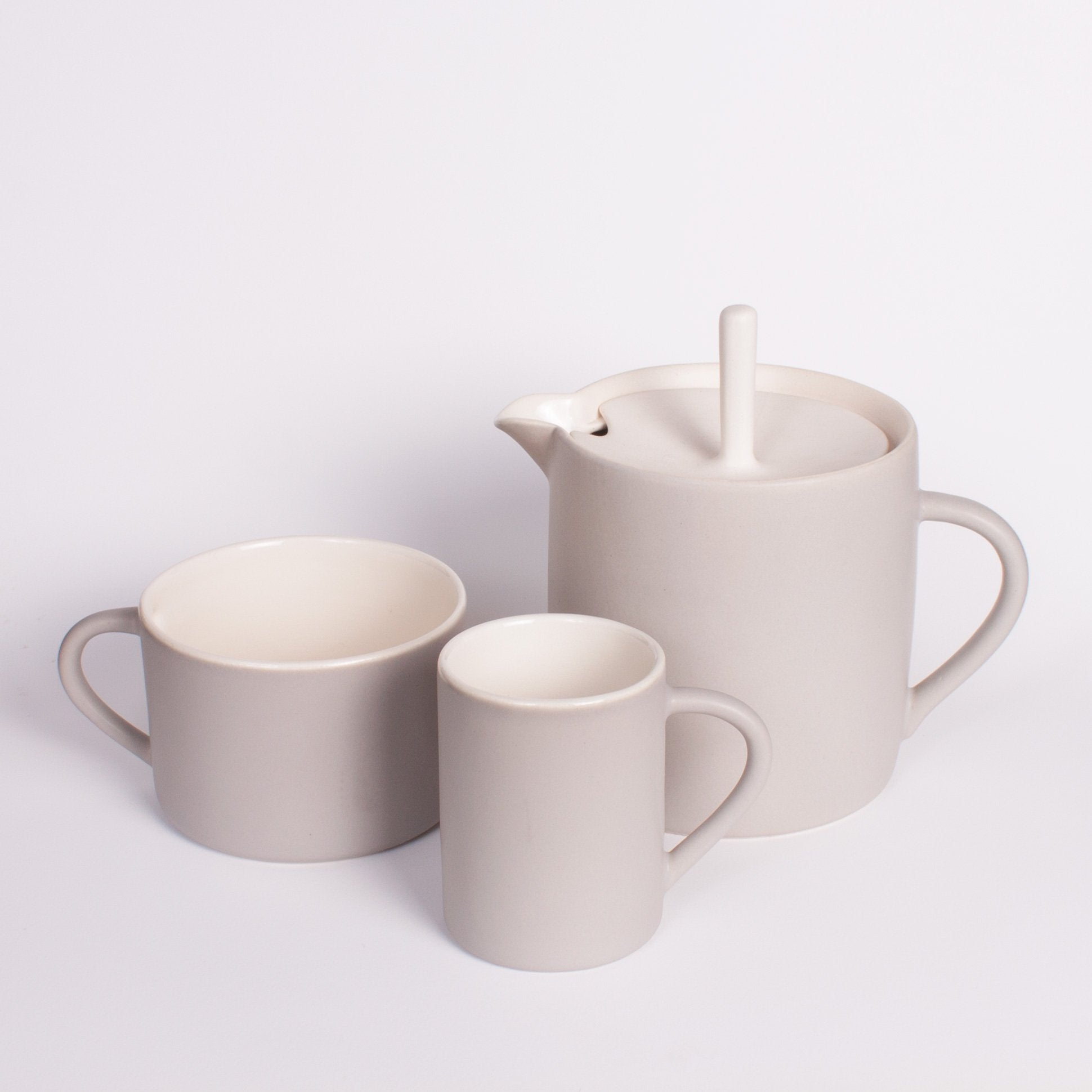 Grey Tea/Coffee Set