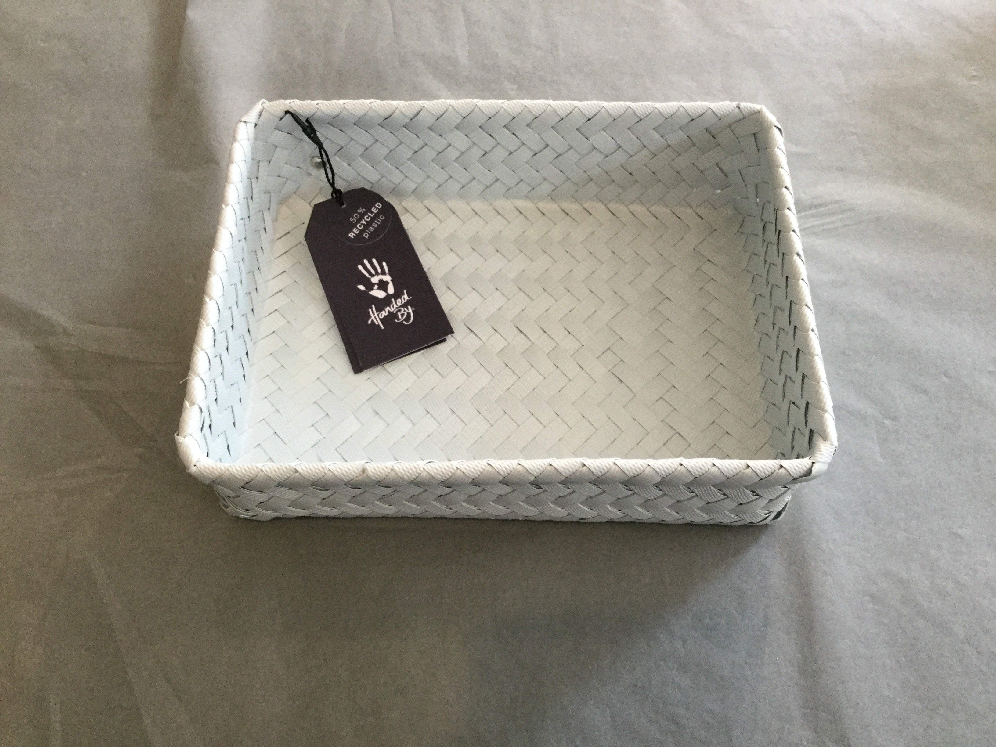 Recycled Plastic Storage Tray - Medium