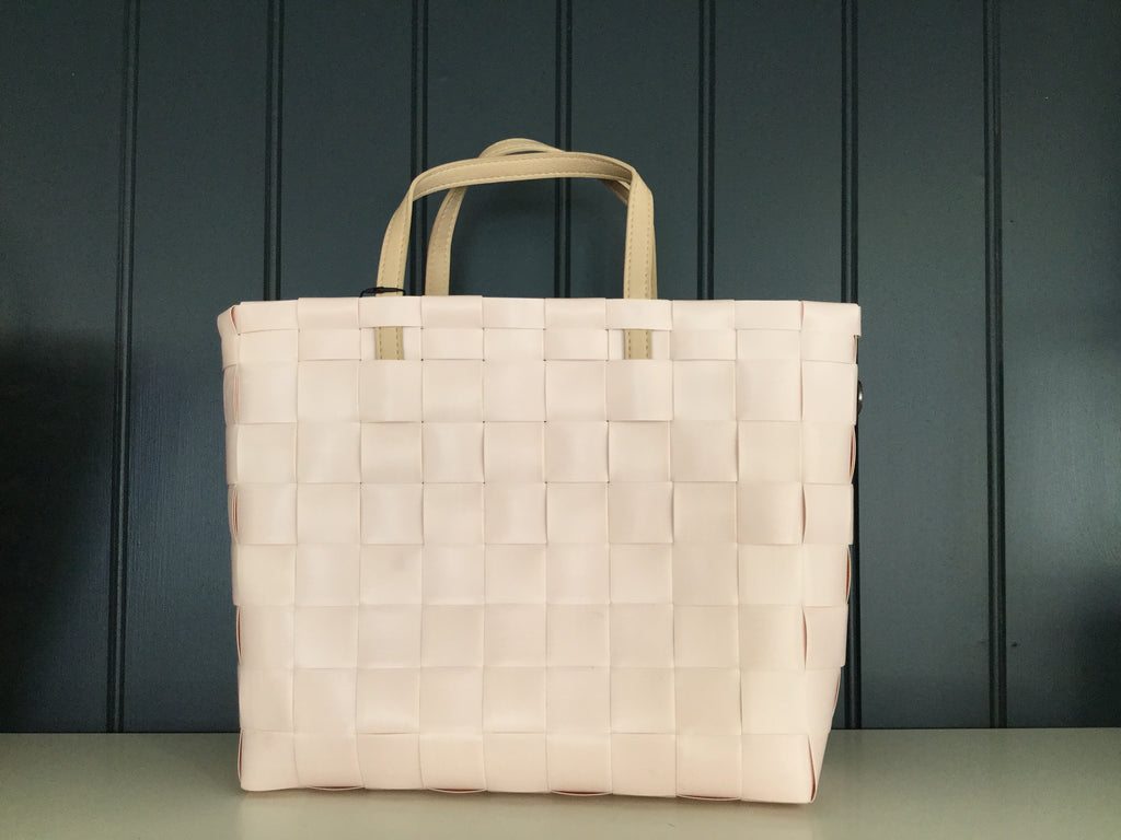 Nude Petite Recycled plastic shopper