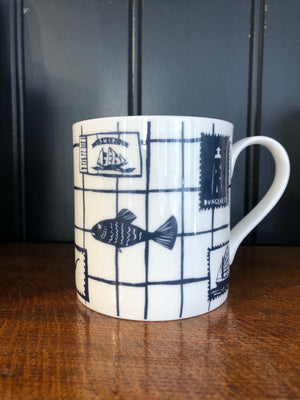Stamp Collectors Mug