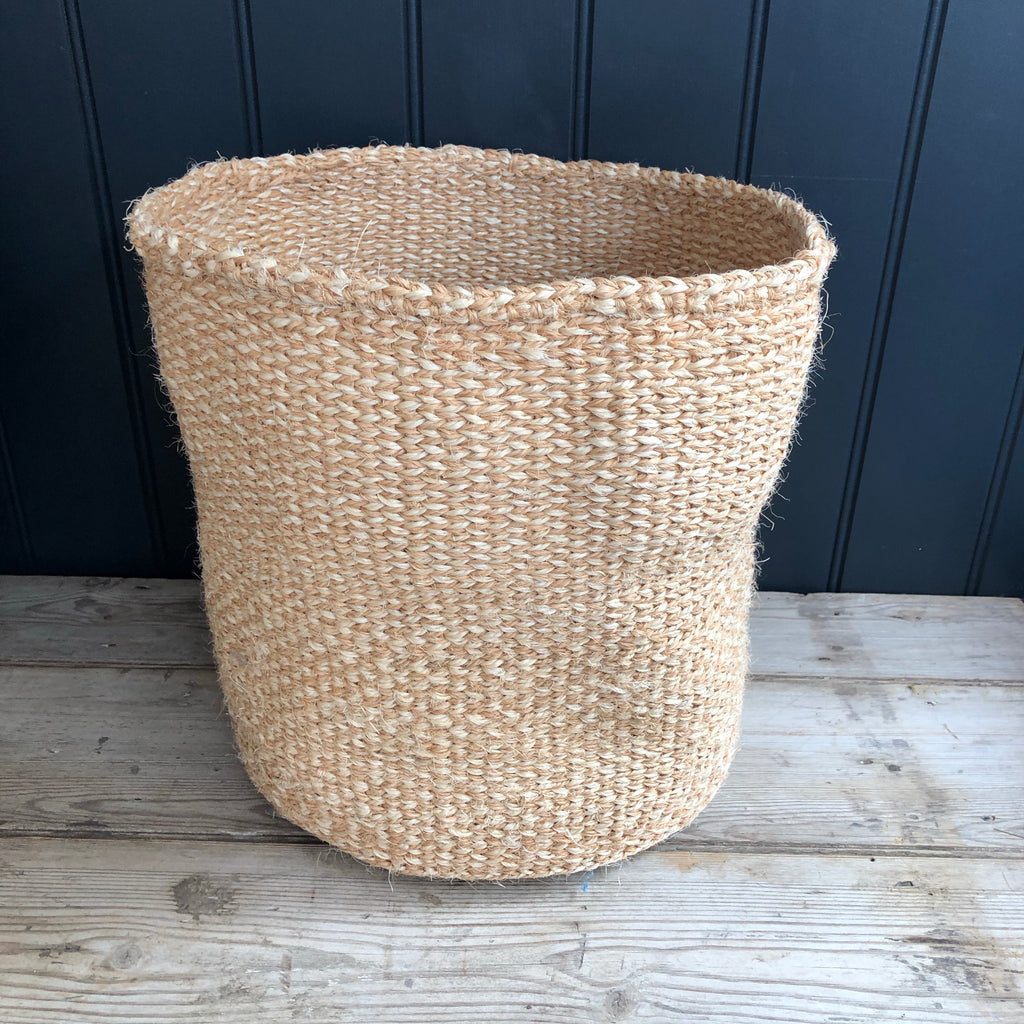 Natural Sisal Basket
