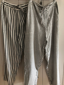 Moroccan Stripe Lounge Pants