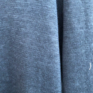 Teal Blue Linen Jumper