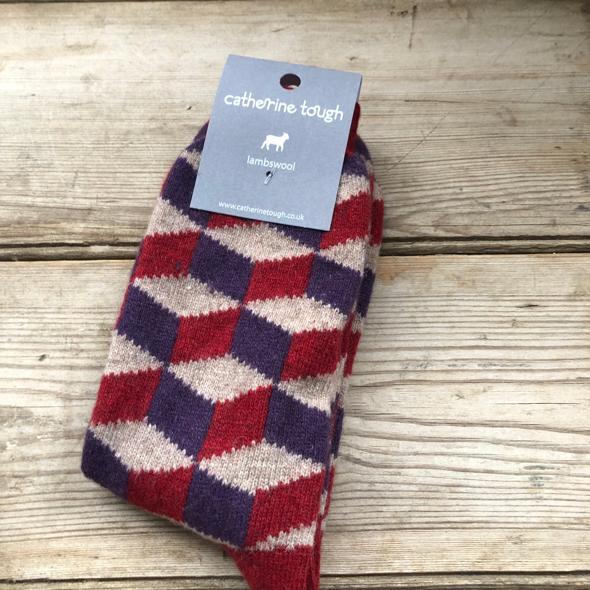 Mens Wool socks Catherine Tough