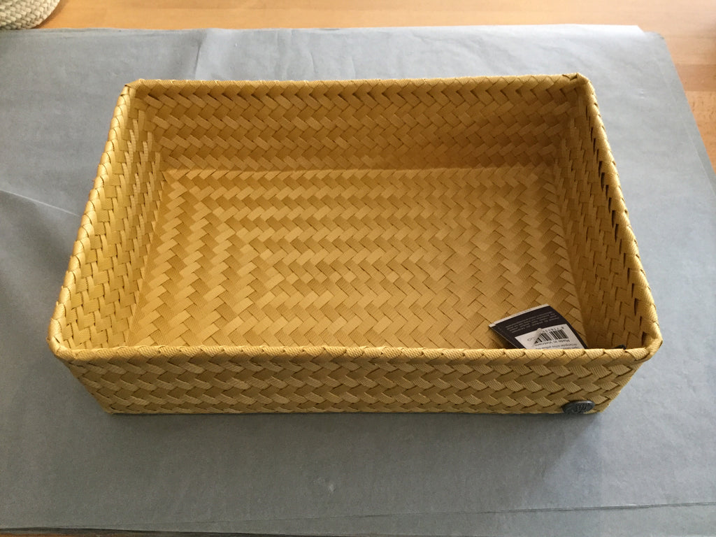 Recycled Plastic Storage Tray - large