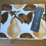Thornback & Peel Pear Tea Towel