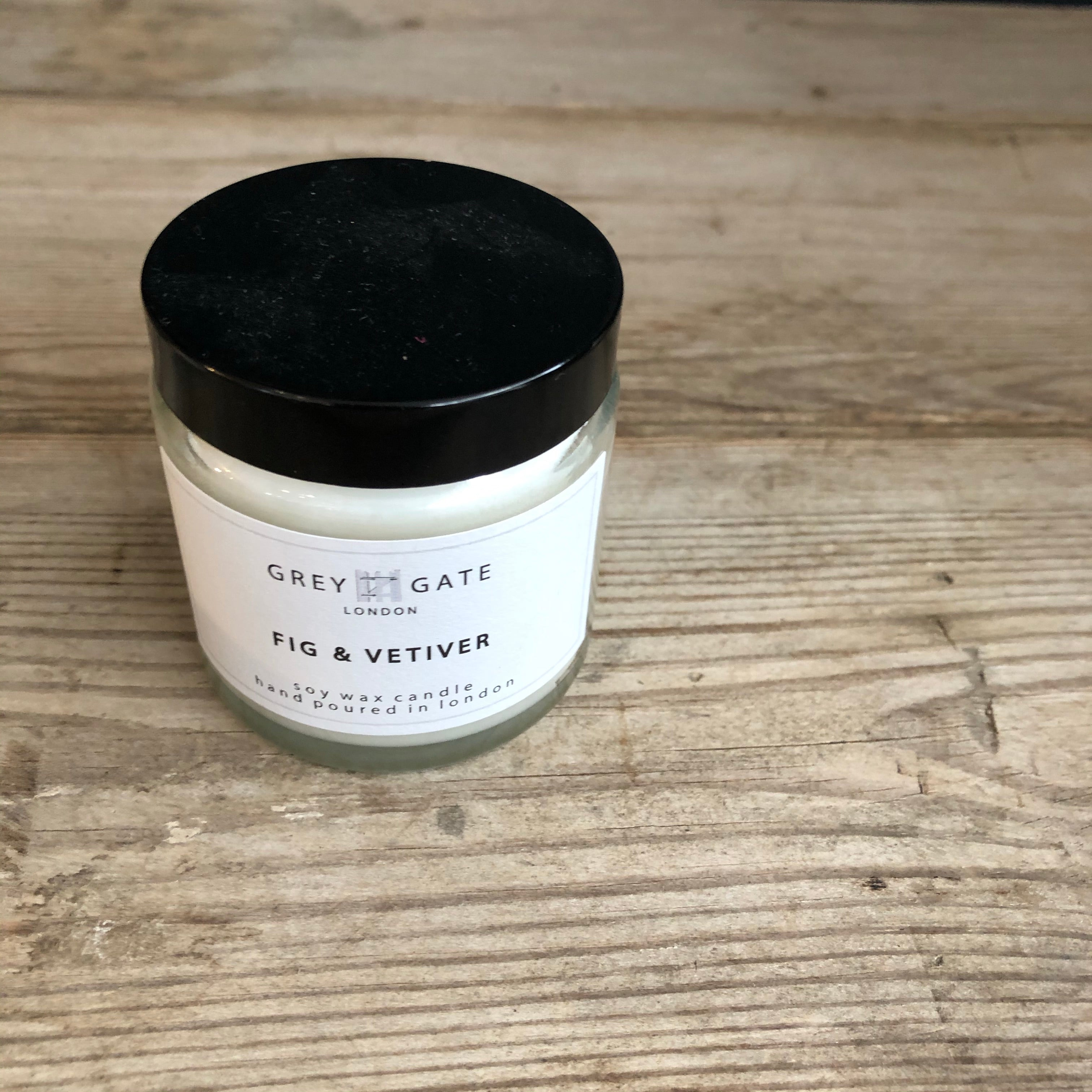 Fig & Vetivier Candle