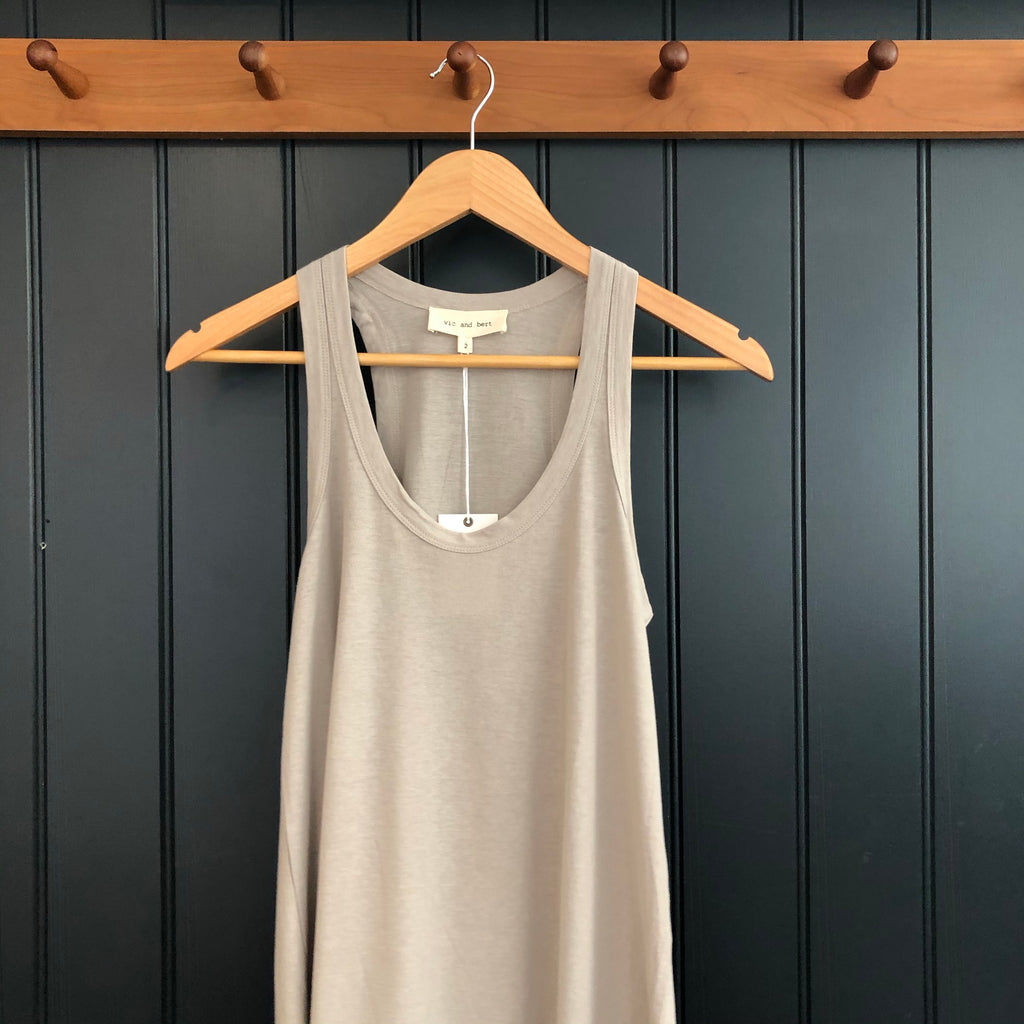 Cotton Vest Top