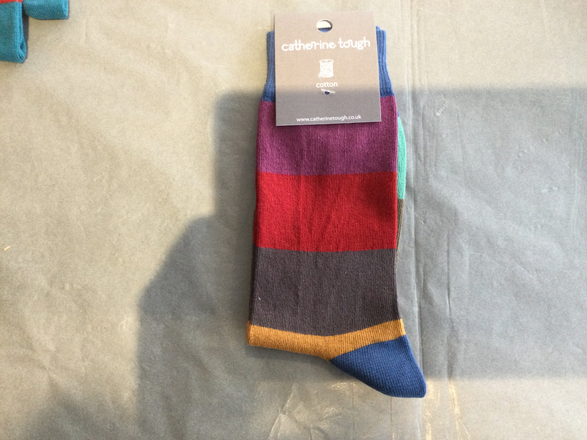 Mens Cotton Ankle Socks Catherine Tough
