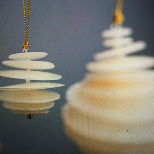 Shell Stack Christmas Bauble