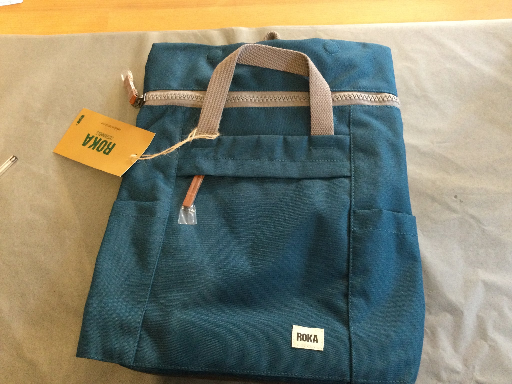 ROKA Finchley Sustainable Small rucksack