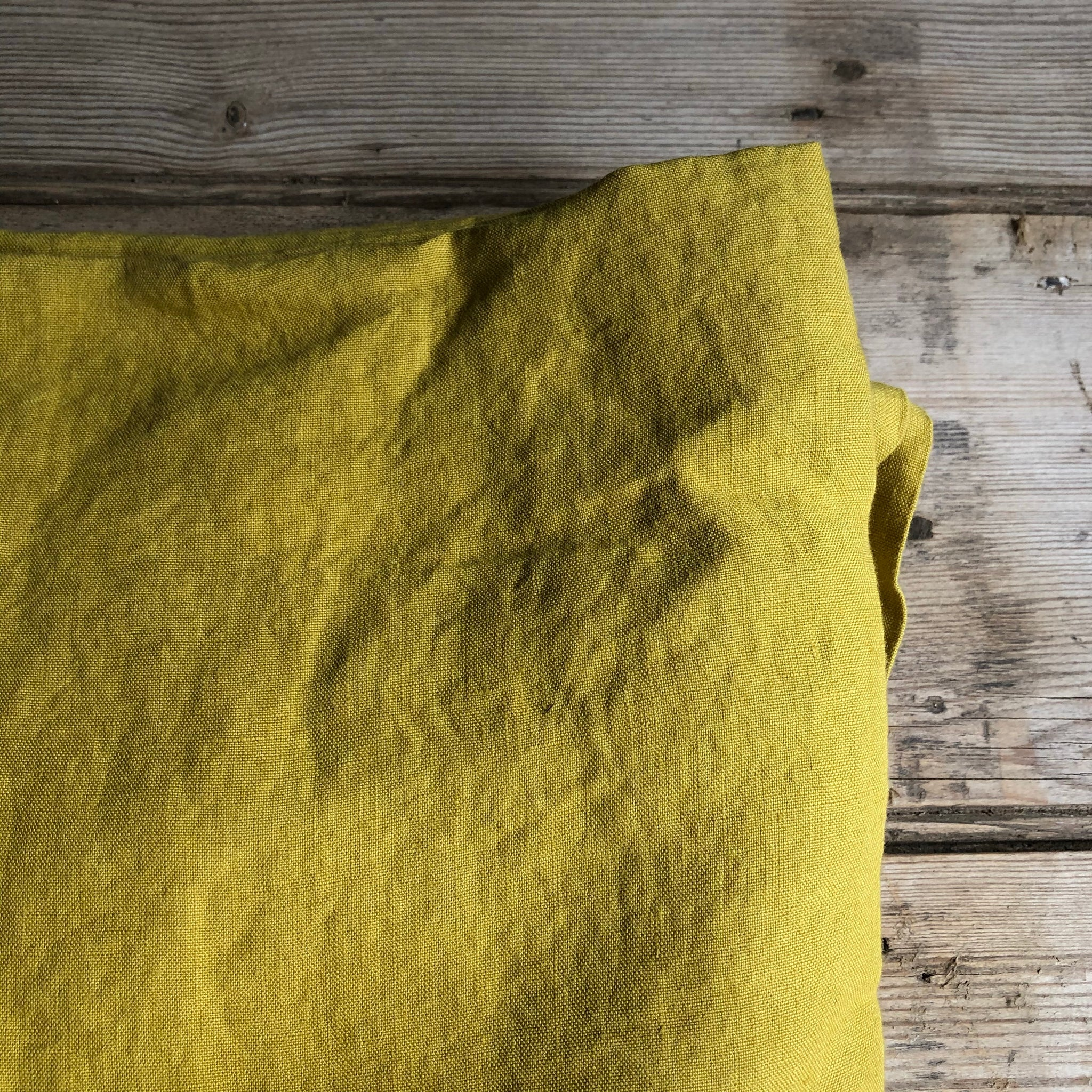 Linen Tablecloth - Citrine