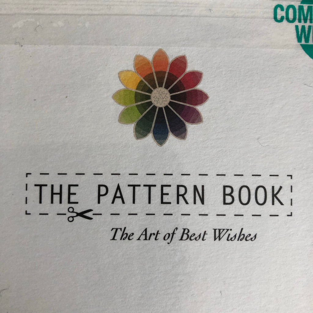 Pattern Book card