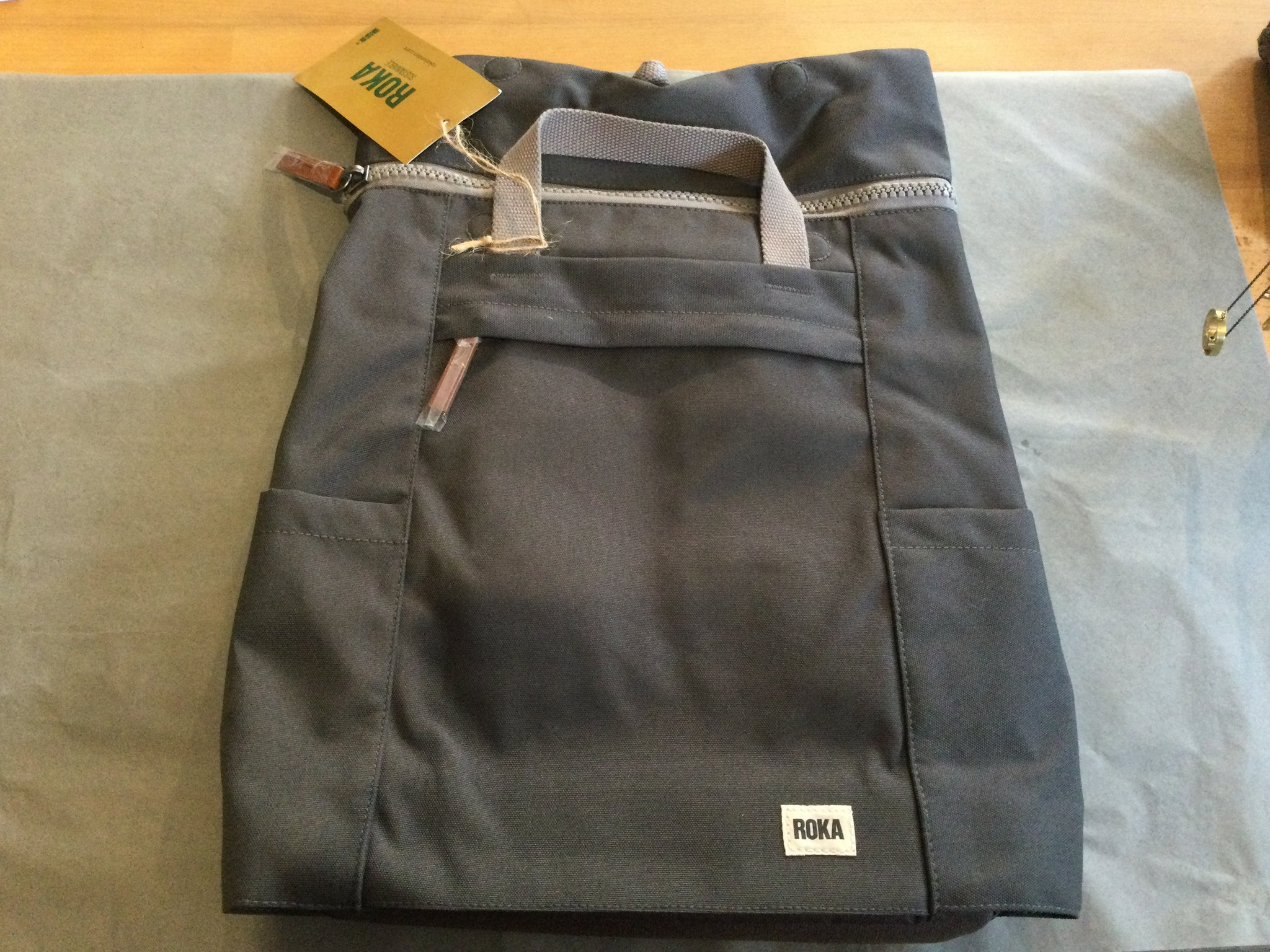 ROKA Finchley Sustainable Medium rucksack