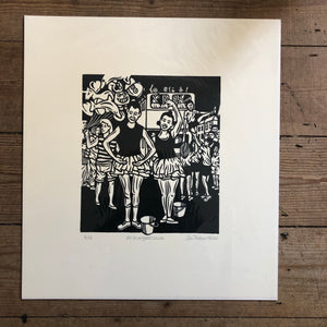 All in a good cause print