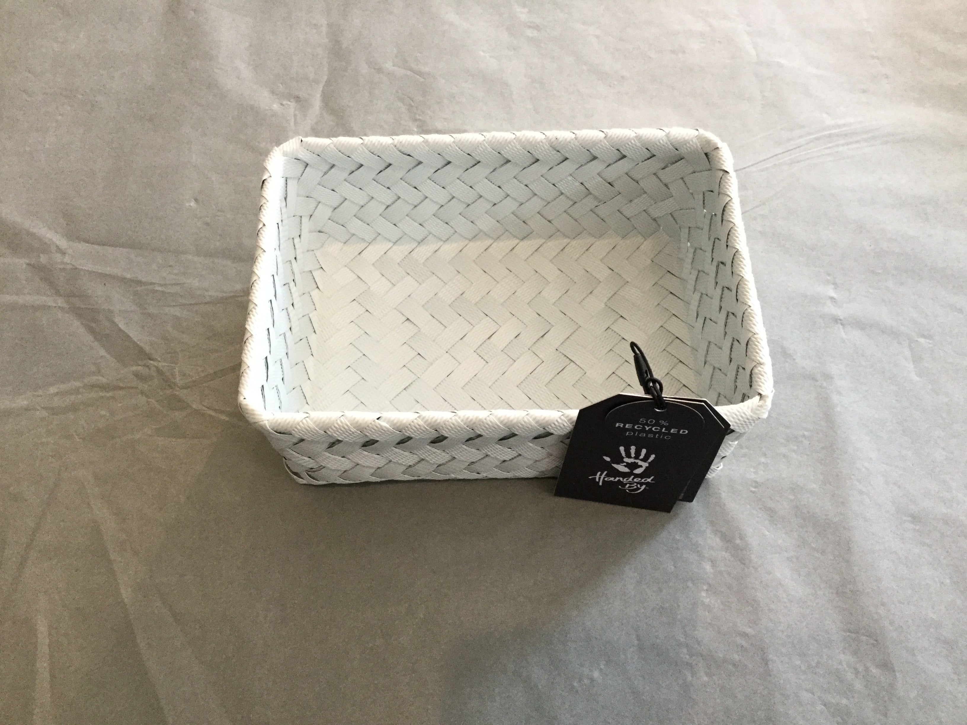 Recycled Plastic Storage Tray - Small