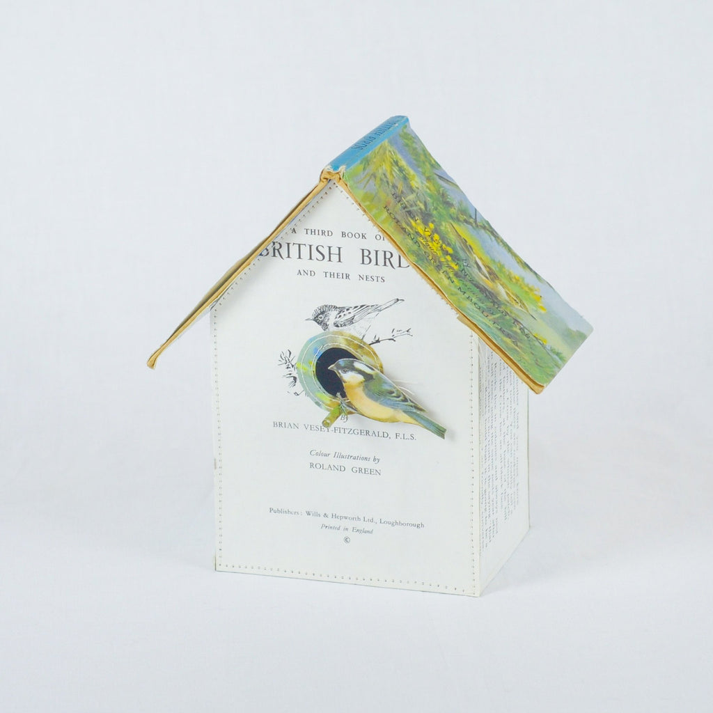 Jennifer Collier Bird House