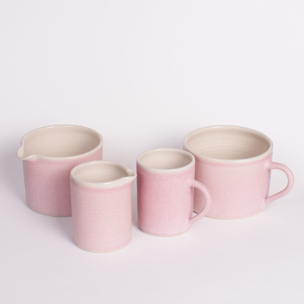 Pink Tea/Coffee Set