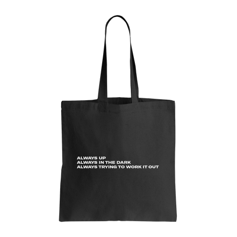 PREORDER: Double Negative Tote Bag