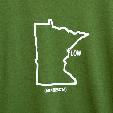 Low Minnesota Women's Tee